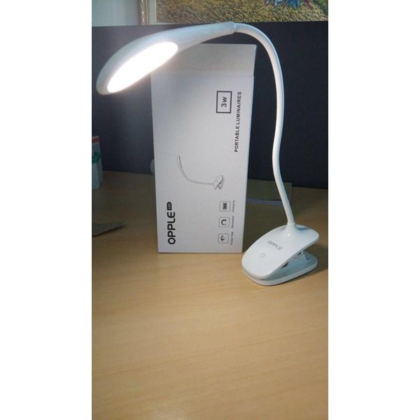 Lampu Baca Flexible (Portable Luminaires) 3 Watt Opple