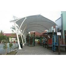 Kanopi Membrane - Awning Membrane - Parking Area - Check Point - Garasi