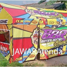 Tenda Custom Racing