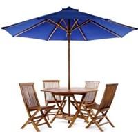 Tenda Payung 4 Kursi