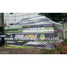 Tenda Paddock3x6m HXs LUWUK - Pembuat Tenda Paddock - Produksi Tenda Paddock - Tenda PAdddock