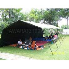 Tenda Peleton 10x20m