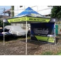 Tenda Paddock 33HX Backdrop double side Printing