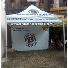 Tenda Paddock 3x3m HXS - Tenda Lipat - Tenda Lipat Backdrop