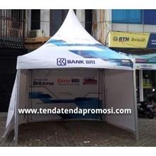 Sarnafil 3x3m BRI - Tenda Sarnafil Stand - Tenda Promosi - Tenda Pameran