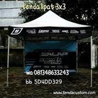 Tenda Lipat 3x3m