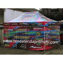 Tenda Paddock Racing - Tenda Lipat Racing - Tenda Promosi - Tenda Pameran - Tenda Dstro