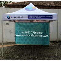 Tenda Lipat Uang Teman