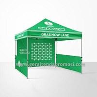 Tenda Lipat Alumunium Grab