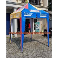 Tenda Promosi - Tnda Gazebo - Tenda Dagang - Tenda Pameran