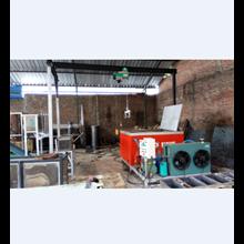 Mesin Ice Block Es Balok MEB 003 Kapasitas 3 Ton /