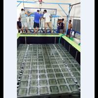 Mesin Ice Block Es Balok MEB 010 Kapasitas 10 Ton / 24 Jam
