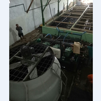 Mesin Ice Block Es Balok MEB 250 Kapasitas 25 Ton / 24 Jam