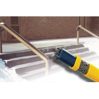 Heat Tracing Cable  KSR for Surface Snow and Ice Melting 1