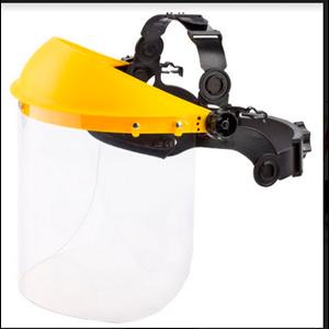 Helm Safety Faceshield