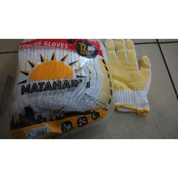 sarung tangan safety doting matahari