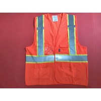 Material Polyester Vest