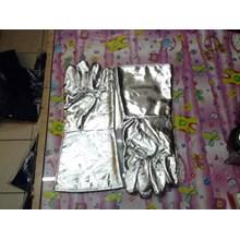 Sarung tangan aluminium