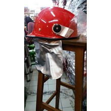 Firefighter safety helmet
