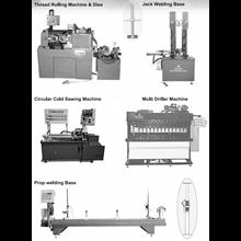 Scaffold Making Machinery