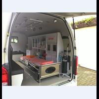Toyota Hiace Ambulance Body