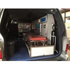 Karoseri Modifikasi Ambulans Kia Travello 2