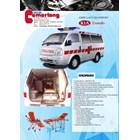 Karoseri Modifikasi Ambulans Kia Travello 3