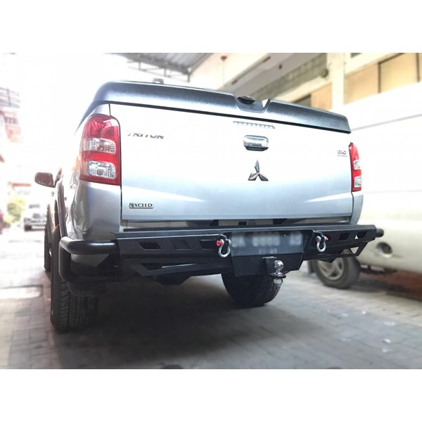 Offroad 4x4 Auto Equipment Rear Rocker Bar