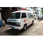 karoseri Modifikasi Ambulans Mitsubishi L300 3