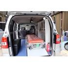 Karoseri Modifikasi Ambulans Suzuki APV 3
