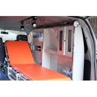 Custom Modification Ambulance Suzuki APV