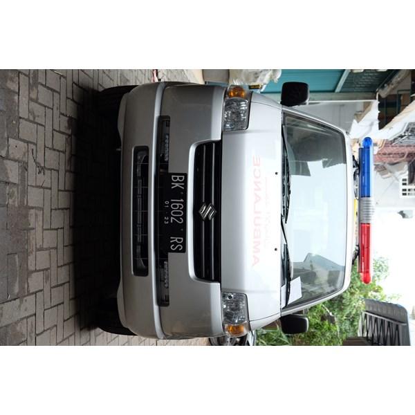 Karoseri Modifikasi Ambulans Suzuki APV