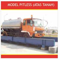 Truck Scale Pitless (Atas Tanah)