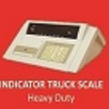 Indocator Truk Scale