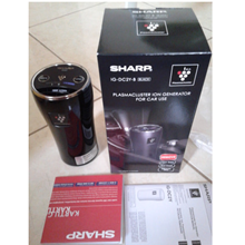 SHARP Ion Plasmacluster Air Purifier for Car Penyaring Udara Mobil Aksesoris Mobil
