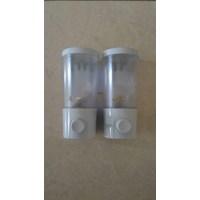 Distributor Soap Shampoo Crystal Dispenser (Dispenser Sabun Sampo Bening) 3