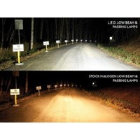 Jual V15 Turbo LED Canbus Error Free Headlight Lampu Mobil H1 H11 HB3 H7 HB4 H8 H9 H4 2