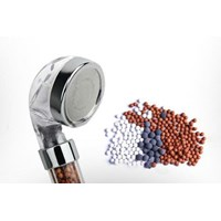 Beli 4in1 Mineral Ion Shower Head Water Filter Ionizer for Healthy Life 4