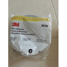 3 m Foam Polishing Pad 5725 (Black Polishing Foam 3 m car cleaner)
