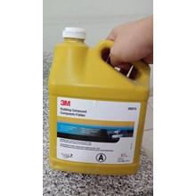 3M 5974 Rubbing Compound Gallon (Bahan Compound Kuning Galon 3M Pembersih Mobil)