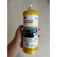 3 m Rubbing Compound 5973 (Yellow Compound Materials 3 m car cleaner)