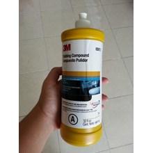 3M 5973 Rubbing Compound (Bahan Compound Kuning 3M Pembersih Mobil)
