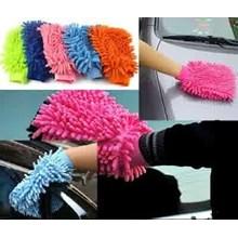 Multipurpose Microfiber Cloth Sarung Tangan Lap Microfiber Serbaguna Steam Cleaner