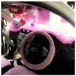 Sell Pedestal Dashboard Car Display Lots Of Feather Color UNIVERSAL ...