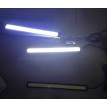 17cm COB LED DRL Daytime Running Light seperti PAJERO SPORT Aksesoris Mobil