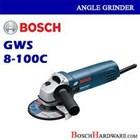 Mesin Gerinda tangan Bosch GWS 8100C 1