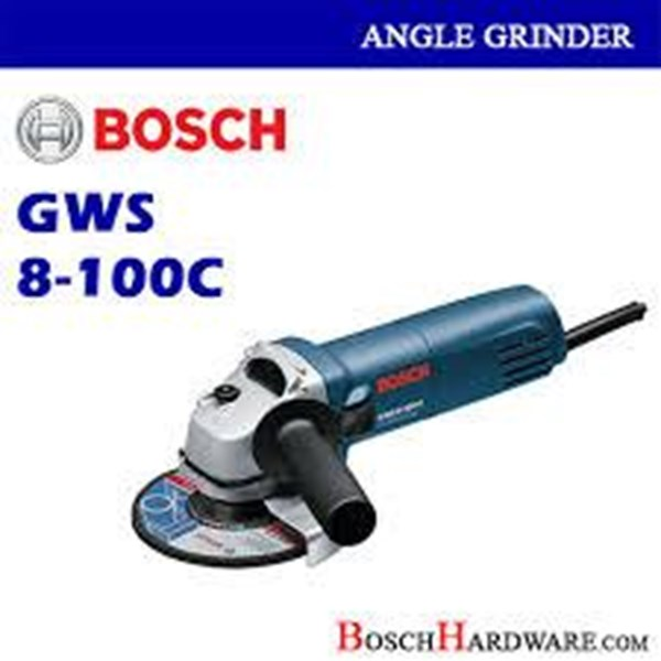 Mesin Gerinda tangan Bosch GWS 8100C