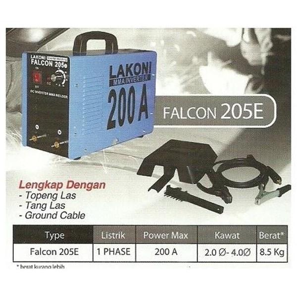 mesin Las Listrik Lakoni 205 E