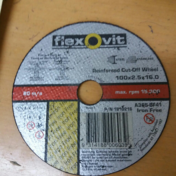 Batu Gerinda Flexovit