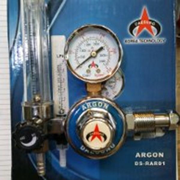 Regulator Argon